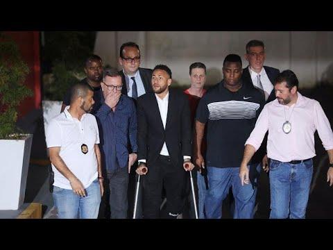 نيمار يدلي بشهادته حول مزاعم باغتصابه عارضة أزياء في باريس…