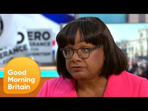 Diane Abbott Feels Anti-Semitism Is A Cancer That Needs To Be Dealt With | Good Morning Britain
