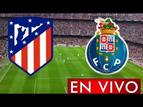 Donde ver Atlético de Madrid vs. Porto en vivo, por la Jornada 1, Champions League 2021