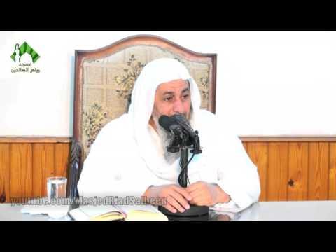 تفسير سورة التوبة (من الآية 7 إلى 18) للشيخ مصطفى العدوي 22-3-2016