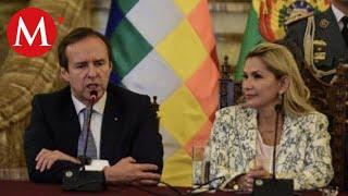 España y México son la 'conspiración' que atenta contra Bolivia: Jorge Quiroga