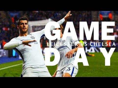 Kante Haunts Leicester,  Morata Scores Again & Hazard Returns | GAMEDAY | Leicester Away