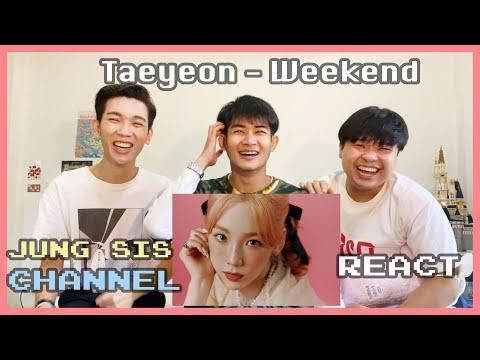 TAEYEON-태연-Weekend-MV-&-Perf.-
