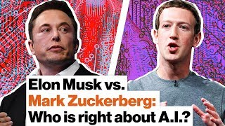 Michio Kaku: Who is right about A.I.: Mark Zuckerberg or Elon Musk?