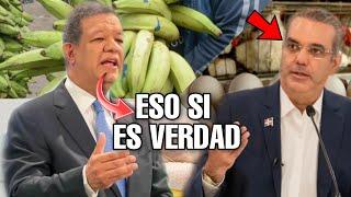 No Creerá que le pidió Leonel Fernández a Luis Abinader