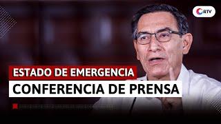 Coronavirus en el Perú: Mensaje de Vizcarra en el día 115 del estado de emergencia