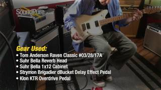Tom Anderson Raven Classic #03/28/17A Quick n' Dirty