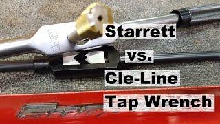 BOLTR: Starrett Tap Wrench