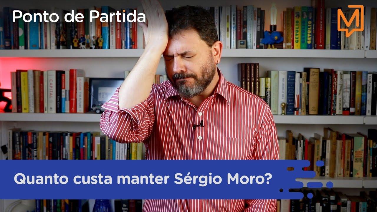 Quanto custa manter Sérgio Moro? Entenda!