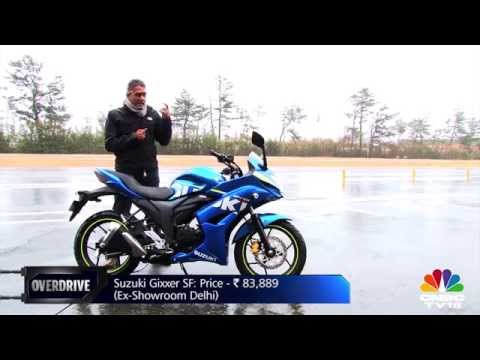Suzuki Gixxer SF first ride review