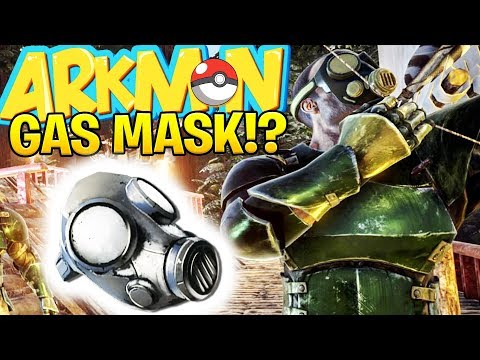 connectYoutube - SPECIAL GAS MASK ARMOR - ARK SURVIVAL EVOLVED