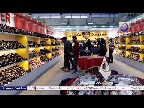 Damasco sede de Feria Internacional de Calzados y Productos de Cuero