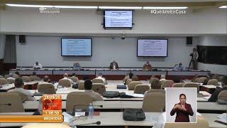 Gobierno cuano analiza situación socio-económica en el contexto de la COVID-19