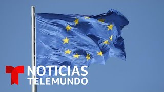 Unión Europea prohíbe ingreso de personas provenientes de EE.UU. debido al coronavirus | Telemundo