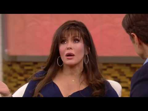 connectYoutube - Marie Osmond on How Her Childhood Lead to Weight Issues