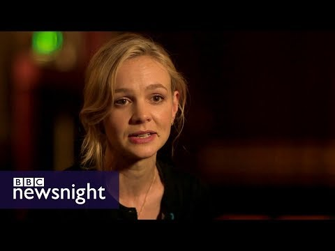 connectYoutube - Carey Mulligan on dementia-friendly screenings - BBC Newsnight