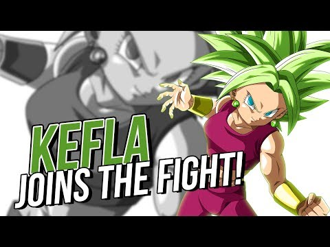 connectYoutube - KEFLA JOINING? More FEMALE Fighters for Dragon Ball FighterZ!