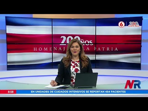 Noticias Repretel Estelar: Programa del 23 de Septiembre del 2021