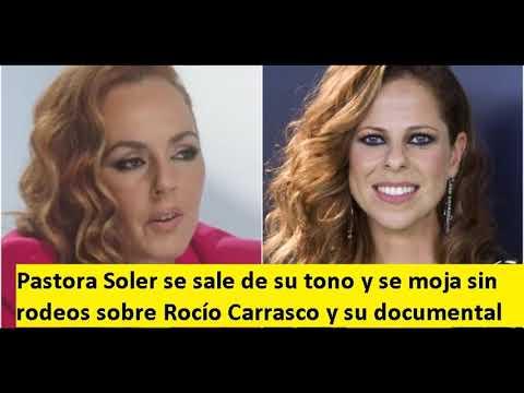 Pastora Soler se sale de su tono y se moja sin rodeos sobre Rocío Carrasco y su documental