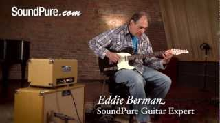Anderson Short T Black Electric Guitar Demo