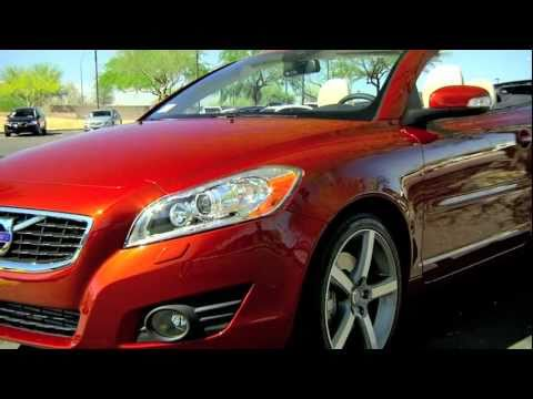 2011 Volvo C70 Convertible Coupe  Insider