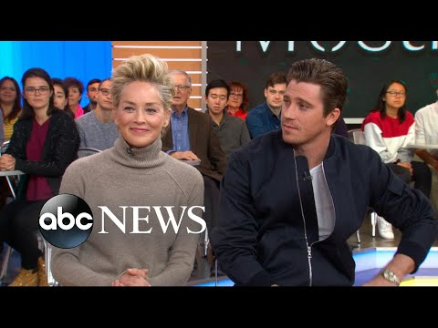 Sharon Stone and Garret Hedlund open up about 'Mosaic'