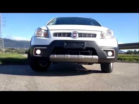 Fiat Sedici 4-Wheel Drive