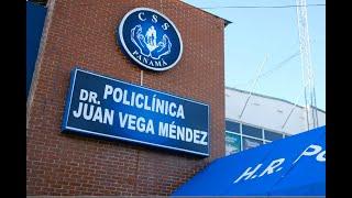 Personal de la CSS vacuna más de 70 agentes policiales en San Carlos