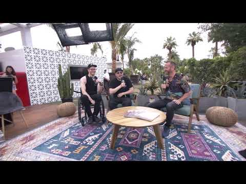 connectYoutube - VR180 Portugal the Man Interview - Coachella 2018