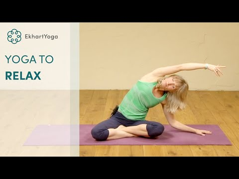 Yoga Practice to Relax