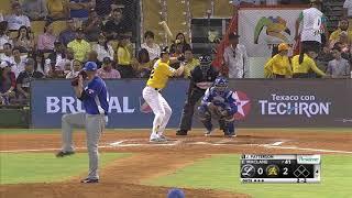 Resumen Tigres del Licey vs Águilas Cibaeñas | 9 ENE 2020 | Serie Semifinal Lidom