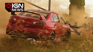 Forza Horizon 2 Reveals its First 100 Cars - IGN News
