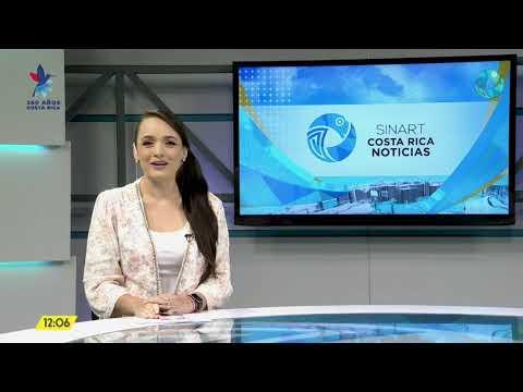 Costa Rica Noticias - Edición meridiana 08 de octubre del 2021
