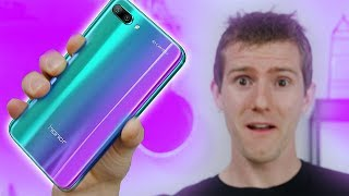 What the heck is an AI Phone?! - Honor 10 Showcase