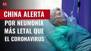 China alerta por neumonía más letal que el coronavirus; Kazajistan responde