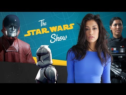 Battlefront II at EA Play, Inferno Squad's Janina Gavankar, and More!