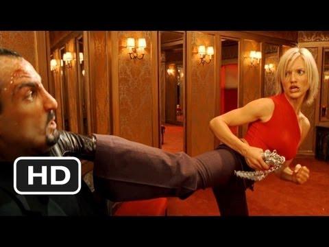 Charlie's Angels (5/8) Movie CLIP - Ambushed (2000) HD