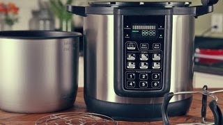 The Ball FreshTECH Automatic Home Canning System is easy and fun!