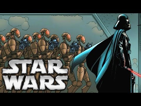 Droid Commandos: Star Wars lore