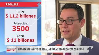 Este año se esperan aprobar regalías por $11 billones para diversas regiones