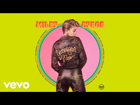connectYoutube - Miley Cyrus - Week Without You (Audio)