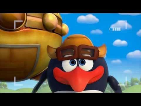 Кадр из мультфильма «Пин-код : Бортовой дневник. 2 выпуск»