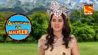 रानी परी ने दी परियों को एक खुश खबरी | Adventures Of Baalveer - SABTV