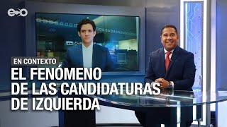 Politólogo: Candidaturas de izquierda son un fenómeno recurrente en América Latina | En Contexto