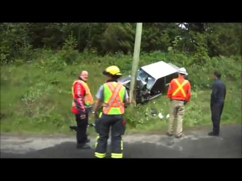 Corcan rd accident - Latest Video News
