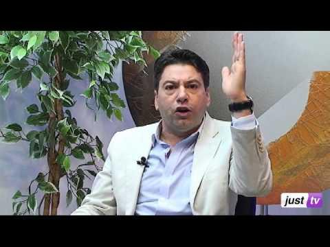Pastor José Carlos Lima -- Evento Impacto de Vida - Maria Paiva Entrevista - JustTV - 01/10/13