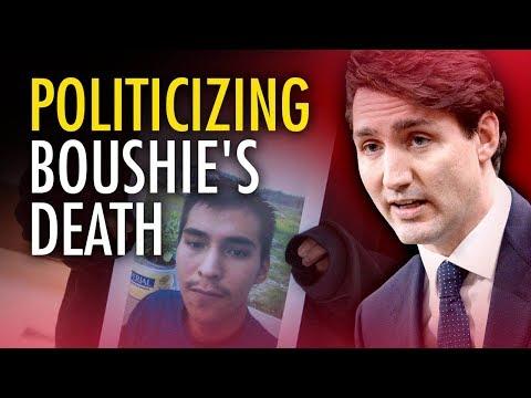 "Ezra Levant: Trudeau calls Canada's legal system ""racist"""
