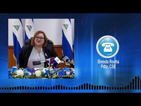 Presidenta del CSE sostiene que no permitirán observación internacional en elecciones