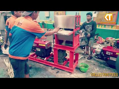 Mesin Peras Tebu | Mesin Giling Tebu 4 Buah Roll