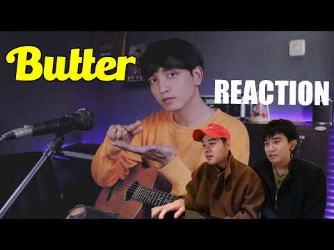 [REACTION]-BTS-(방탄소년단)---Butte